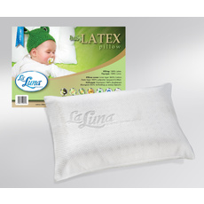 Product partial baby latex pillow dec2019