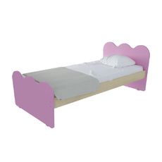 Product partial crown bed