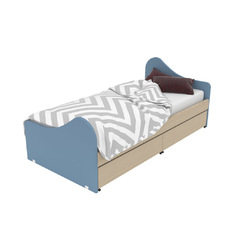 Product partial surf bed