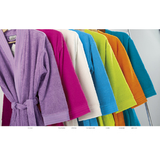 Product partial designer bath robes
