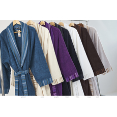 Product partial selection bath robes