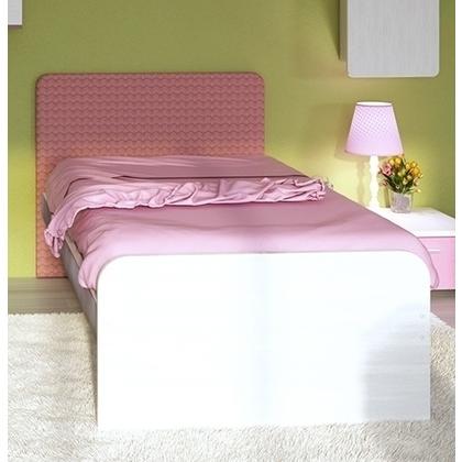 4eedfaf7b8b Παιδικό Κρεβάτι AS 90030 Ξύλινο Για Στρώμα 90x200cm - Λευκά είδη ...