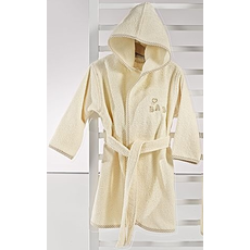 Product partial bathrobe