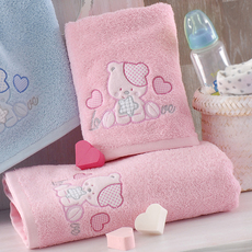 Product partial love love bath pink