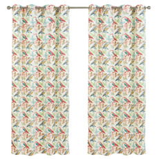 daf26cebd1d Product partial 42014282105. Κουρτίνα με Kρίκους 140x280 Das Home Curtain  Line Prints 2105