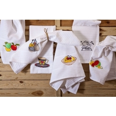 Product partial kitchen towels