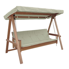Product partial rivers swing bed