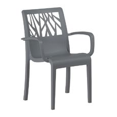 Product partial fauteuil vegetal gris souris preview