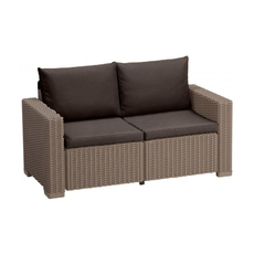 Product partial 77 california 2sofa brown