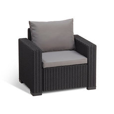 Product partial 79 california armchair graphite