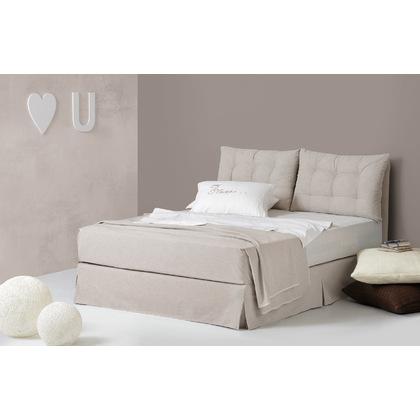 027c8399bbf Ντυμένο Κρεβάτι Μονό Linea Strom Cocoon 80x200 cm - Λευκά είδη ...
