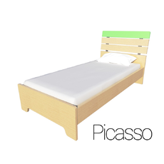 Product partial picasso green