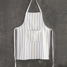 Product partial stripes apron web