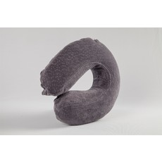 Product partial ellipse the neck pillow