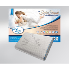 Product partial softcloud deluxe anatomic junior pillow