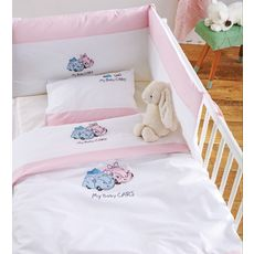 Product partial my baby cars pink set of 6