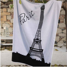 Product partial petseta thalassis 100by140 eiffel tower